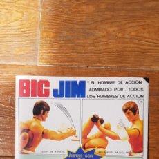 Figuras de acción - Big Jim: PUBLICIDAD 1976 BIG JIM JUGUETES CONGOST. Lote 263015920
