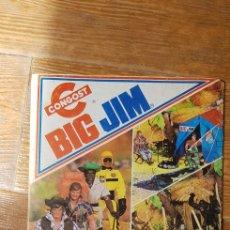 Figuras de acción - Big Jim: REVISTA CON PUBLICIDAD DE BIG JIM. Lote 263015950