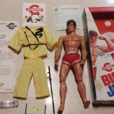 Figurines d'action - Big Jim: BIG JIM 4332 EN CAJA. Lote 266008488