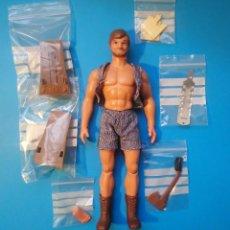 Figuras de acción - Big Jim: BIG JIM MATTEL BIG JOSH. Lote 269201638