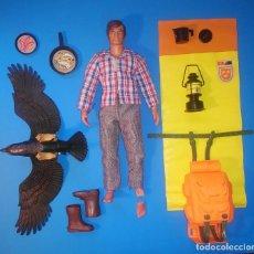 Figuras de acción - Big Jim: BIG JIM AVENTURA EN LAS CUMBRES. Lote 270692423