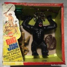Figuras de acción - Big Jim: BIG JIM PACK AVENTURA EN LA JUNGLA EN CAJA. Lote 287331908