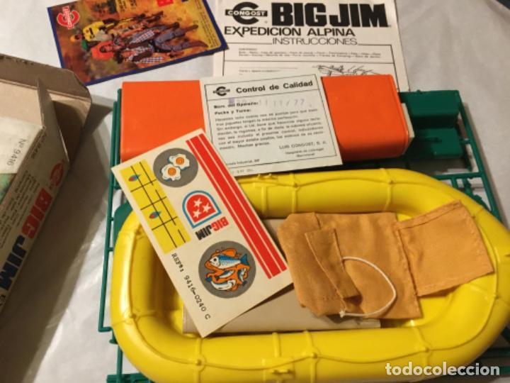 Figuras de acción - Big Jim: BIG JIM CONGOST EXPEDICIÓN ALPINA - Foto 3 - 288053318