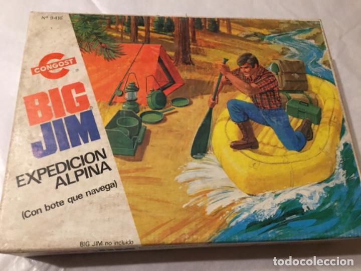 Figuras de acción - Big Jim: BIG JIM CONGOST EXPEDICIÓN ALPINA - Foto 5 - 288053318