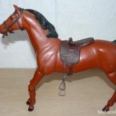 Figuras de acción - Big Jim: CONGOST BIG JIM CABALLO FURIA MARRON ARTICULADO ORIGINAL AÑOS 70 MADE IN SPAIN OESTE FAR WEST HORSE. Lote 288653618