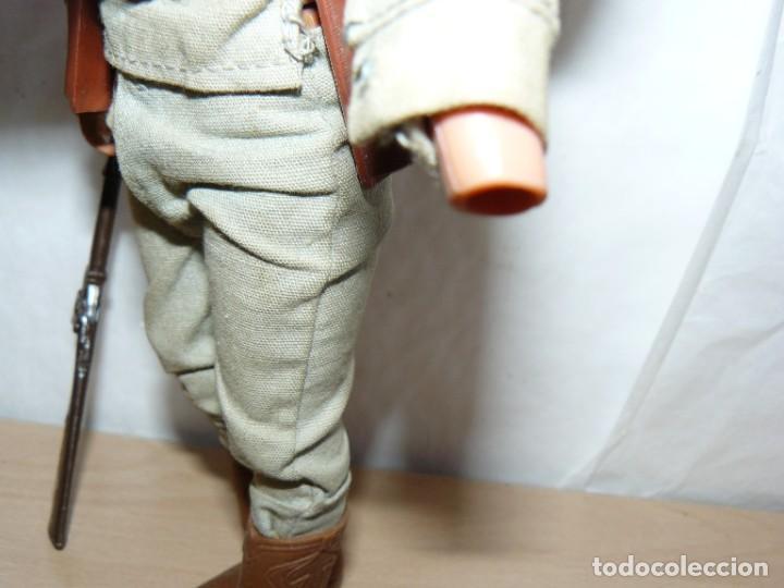 Figuras de acción - Big Jim: Figura Cowboy LONE RANGER original Hong Kong 1973 Gabriel oeste far west tipo Big Jim congost - Foto 5 - 288726613