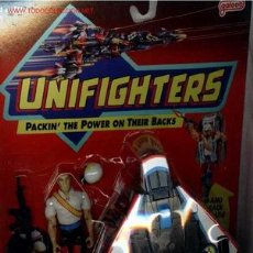 Figuras de acción: FIGURA UNIFIGHTERS (SIMILAR GIJOE ) (AÑOS 90) MODELO 3. Lote 11670857