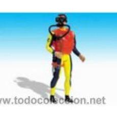 Figuras de acción: MAX THUNDER BUCEADOR FAMOSA MAGIC CARS. Lote 24558169