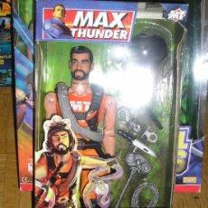Figuras de acción: MAX THUNDER EXPLORADOR DE FAMOSA MAGIC CARS. Lote 27565836