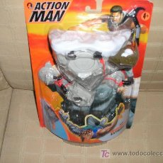 Figuras de acción: ACTION MAN - KIT MOUNTAIN EXTREME MAGIC CARS. Lote 9448259