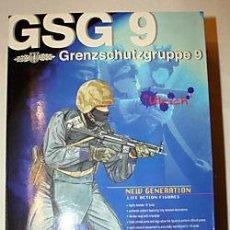 Figuras de acción: DRAGON GS9 GRENZCHUTZGUPPE 30 C.M. MAGIC CARS. Lote 26377904