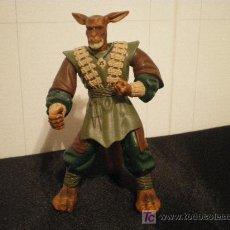 Figuras de acción - guerrero alienigena de goma ver fotos año 1996 - 12928658