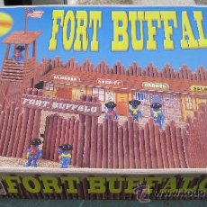 Figuras de acción: FORT BUFFALO CLICKS. Lote 27390841