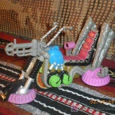 Figuras de acción: MOTO PLAYMATES TMNT TEENAGE MUTANTES NINJA TURTLE AÑOS 90. Lote 17951872