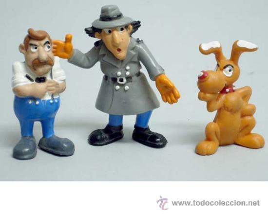 Worksheet. inspector gadget con perro y otro personaje en  Comprar Otras