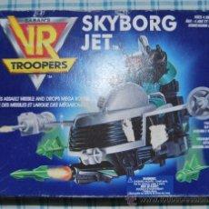 Figuras de acción: VR TROOPERS SABAN´S SKYBORG JET. Lote 26281798