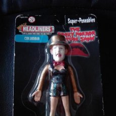 Figurines d'action: FIGURA COLUMBIA DEL FILM THE ROCKY HORROR PICTURE SHOW, MOVIE HEADLINERS. Lote 27543025