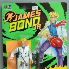 Figuras de acción: JAMES BOND JR IQ HASBRO. Lote 21249308