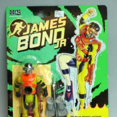 Figuras de acción: JAMES BOND JR EQUIPO DE BUCEO HASBRO . Lote 21249318
