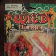 Figuras de acción: WILD RANGER TRANSFORME NUEVO SIN ABRIR. Lote 27614234