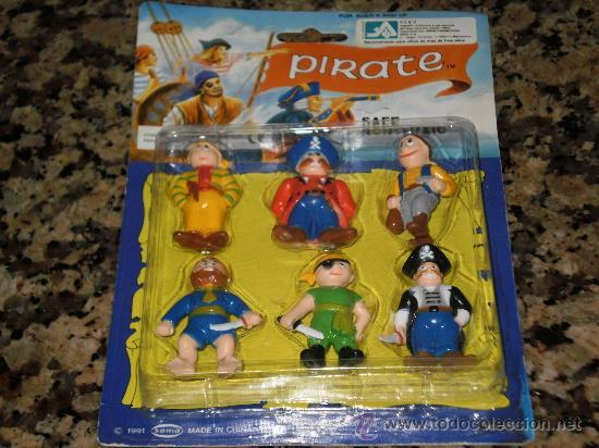Blister con 6 piratas  57023aa11db