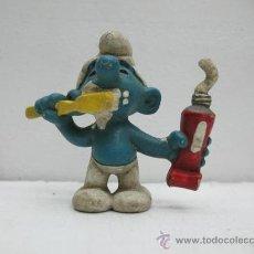 Figuras de acción: BONITO MUÑECO DE LOS PITUFOS. Lote 28034646