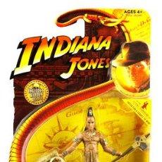 Figuras de acción: INDIANA JONES : UGHA WARRIOR - CALAVERA CRISTAL - HASBRO 2008 - NUEVO A ESTRENAR!!. Lote 28360724