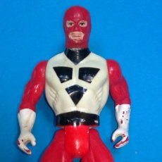 Figuras de acción: ERA HE MAN.ACTION HEROES RED GUY MARCHON INC. MUY RARO Y DIFICIL 1984.MARCHON.. Lote 34151984
