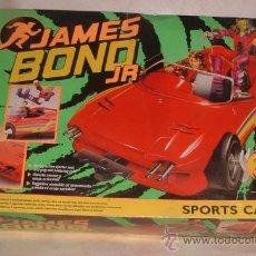 Figuras de acción: JAMES BOND JR, SPORTS CAR, EN CAJA. CC. Lote 28884525