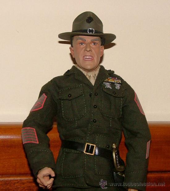 Muñeco Del Sargento Hartman Lee Ermey De La Vendido En