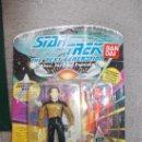 Figuras de acción: STAR TREK-STAR WARS-DATA-THE NEXT GENERATION-BLISTER. Lote 30019826