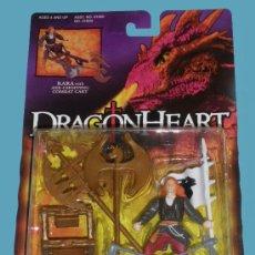 Figuras de acción: DRAGON HEART - KARA - KENNER 1995 - HASBRO - M.O.C.. Lote 30636022
