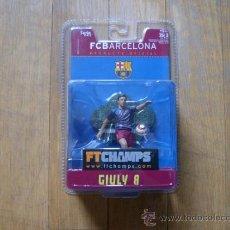 Figuras de acción: FTCHAMPS - GIULY 8 - FC BARCELONA - SERIE 4-4-2 - FIGURA DE 7.5 CM - FT CHAMPS. Lote 33068255