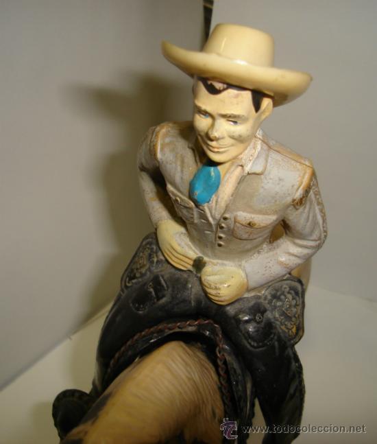 Figuras de acción: MUÑECO EL LLANERO SOLITARIO. AÑOS 50. HARTLAND. LONE RANGER. NOVARO. VER FOTOS - Foto 9 - 33072098
