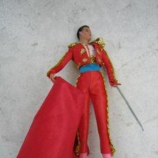 Figuras de acción: MUÑECO TORERO. Lote 181413668