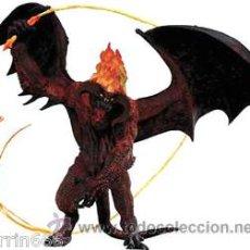 Figuras de acción: SEÑOR DE LOS ANILLOS BALROG FIGURA PVC 56X107CM NECA. Lote 41552942