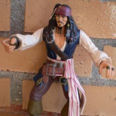 Figura Jack Sparrow Piratas del Caribe 17 cm