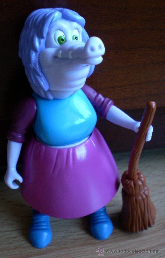 Figuras de acción: Figura Disney Héroes Bruja Madame Mim Merlin El Encantador - Foto 2 - 155038650