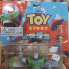 Figuras de acción: DISNEY TOY STORY ACTION FIGURE BUZZ LIGHTYEAR. Lote 35396838