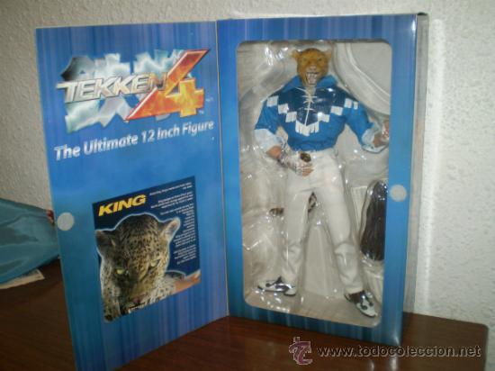 Figura Articulada Tekken 4 King 30 Cm Sold Through Direct Sale 36943033