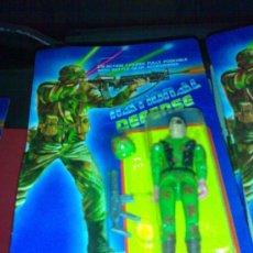 Figuras de acción: FIGURA NATIONAL DEFENSE AÑOS 80 A ESTRENAR TIPO GIJOE MOD.04. Lote 150800582