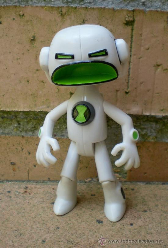Figura articulada echo-echo ben 10 alien force, - Sold through