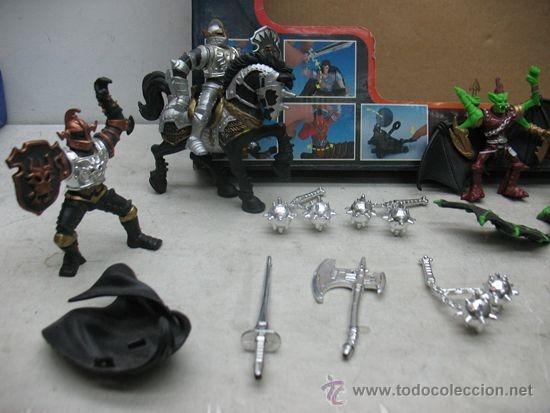 Figuras de acción: Hércules Castle Play Set - Set con personajes o figuras de acción - Foto 2 - 37991789