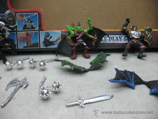 Figuras de acción: Hércules Castle Play Set - Set con personajes o figuras de acción - Foto 3 - 37991789