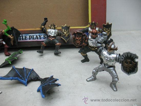 Figuras de acción: Hércules Castle Play Set - Set con personajes o figuras de acción - Foto 4 - 37991789