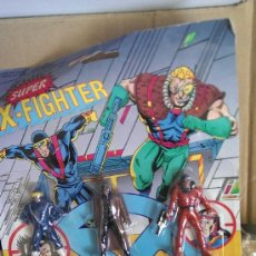 Figuras de acción: BLISTER X FIGHTER. Lote 38611425