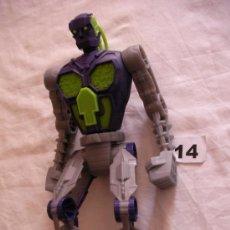 Figuras de acción: ROBOT INTERGALACTICO GRANDE TAMAÑO ACTION MAN. Lote 38614236