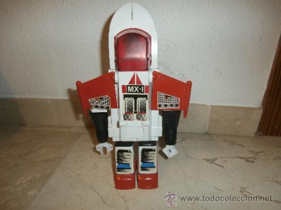 Figuras de acción: ROBOT RO-JET MX-I MARCA JEICA , 111-1 - Foto 20 - 38692847
