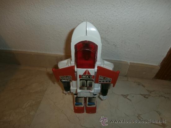 Figuras de acción: ROBOT RO-JET MX-I MARCA JEICA , 111-1 - Foto 19 - 38692847