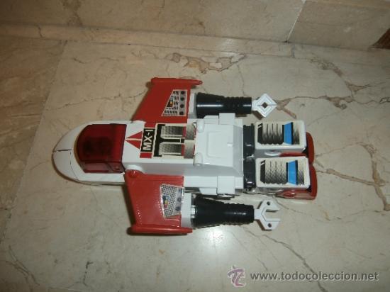 Figuras de acción: ROBOT RO-JET MX-I MARCA JEICA , 111-1 - Foto 17 - 38692847
